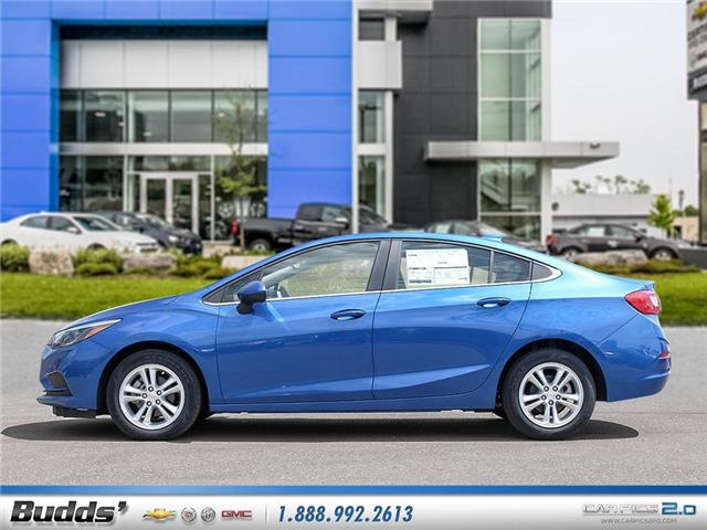 2018 Chevrolet Cruze LT Auto (Stk: CR8076P) in Oakville - Image 2 of 27
