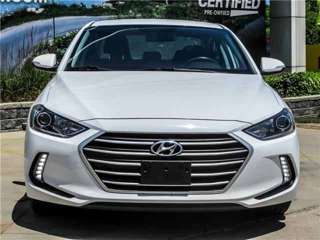 2017 Hyundai Elantra GL (Stk: U06170) in Toronto - Image 2 of 23