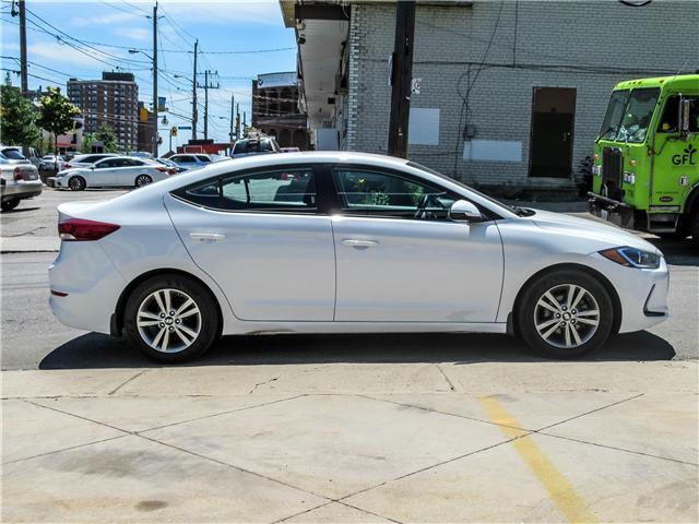 2017 Hyundai Elantra GL (Stk: U06170) in Toronto - Image 4 of 23