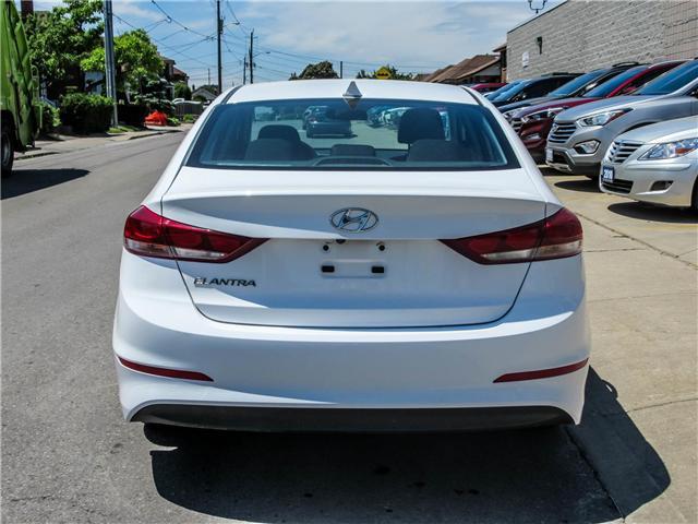2017 Hyundai Elantra GL (Stk: U06170) in Toronto - Image 6 of 23