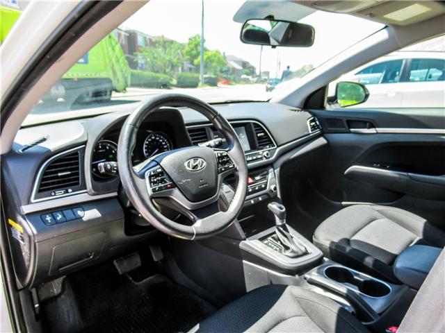 2017 Hyundai Elantra GL (Stk: U06170) in Toronto - Image 10 of 23