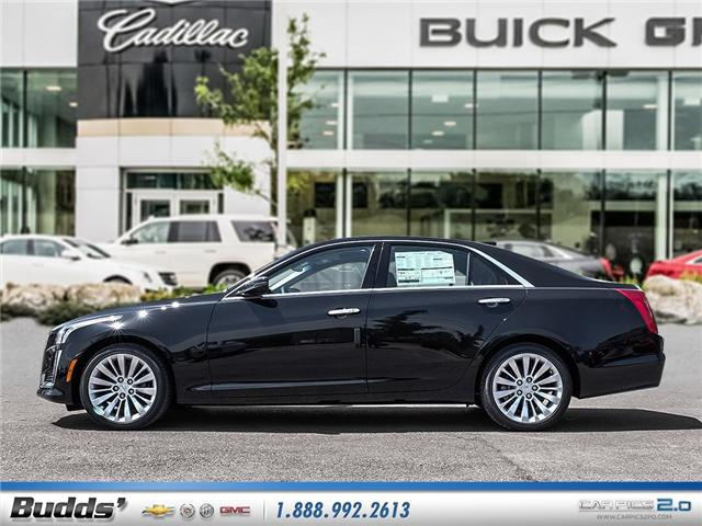 2018 Cadillac CTS 3.6L Luxury (Stk: CT8007) in Oakville - Image 2 of 29