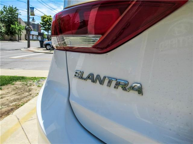 2017 Hyundai Elantra GL (Stk: U06170) in Toronto - Image 18 of 23