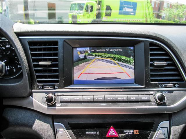2017 Hyundai Elantra GL (Stk: U06170) in Toronto - Image 22 of 23