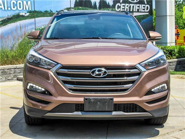 2016 Hyundai Tucson Ultimate (Stk: U06188) in Toronto - Image 2 of 26