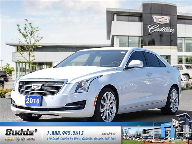2016 Cadillac ATS 2.0L Turbo Luxury Collection (Stk: AT6012L) in Oakville - Image 1 of 27