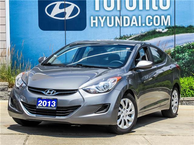 2013 Hyundai Elantra  (Stk: U06180) in Toronto - Image 1 of 16
