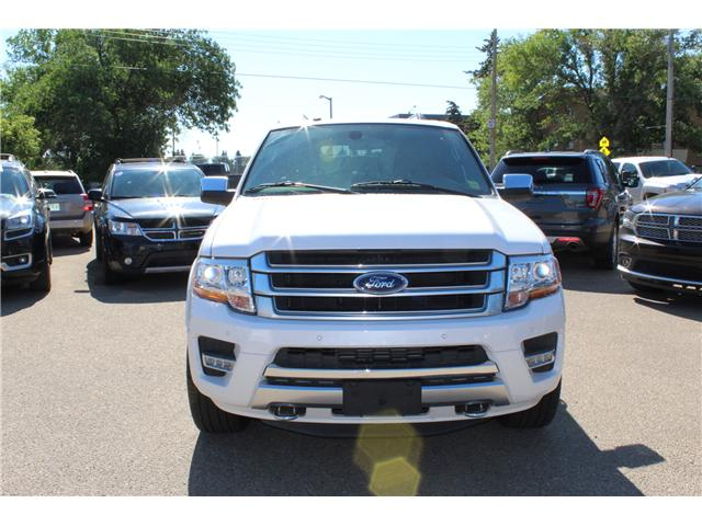 2017 Ford Expedition Max Platinum (Stk: 195703) in Brooks - Image 2 of 28