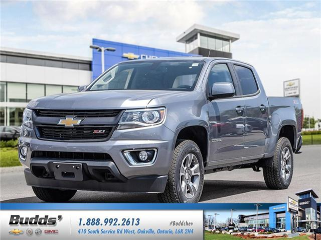 2018 Chevrolet Colorado Z71 (Stk: CL8016) in Oakville - Image 1 of 28