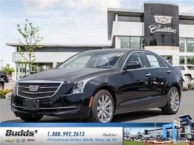 2018 Cadillac ATS 2.0L Turbo Base (Stk: AT8077P) in Oakville - Image 1 of 27