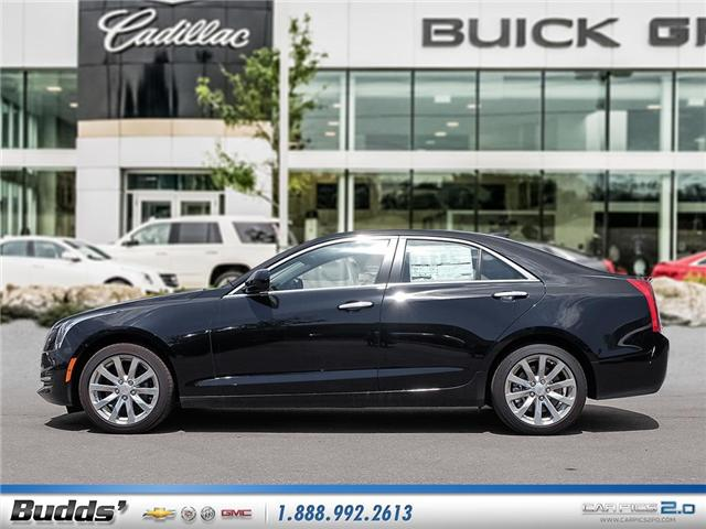 2018 Cadillac ATS 2.0L Turbo Base (Stk: AT8077P) in Oakville - Image 2 of 27