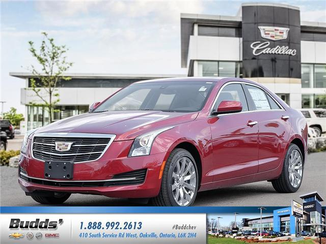 2018 Cadillac ATS 2.0L Turbo Base (Stk: AT8078P) in Oakville - Image 1 of 27