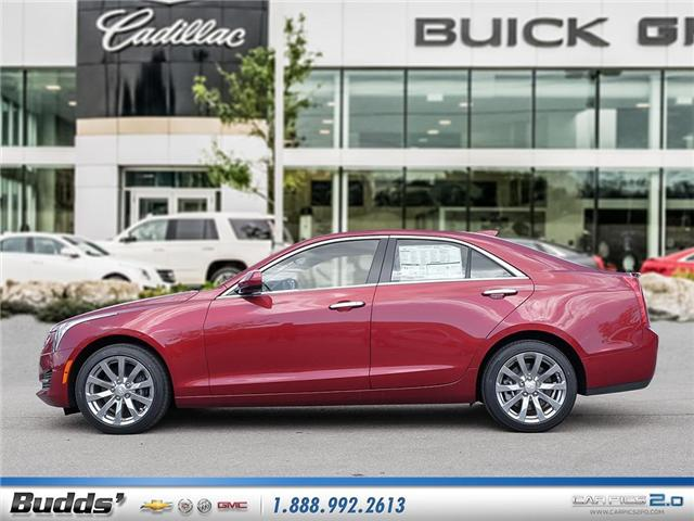 2018 Cadillac ATS 2.0L Turbo Base (Stk: AT8078P) in Oakville - Image 2 of 27