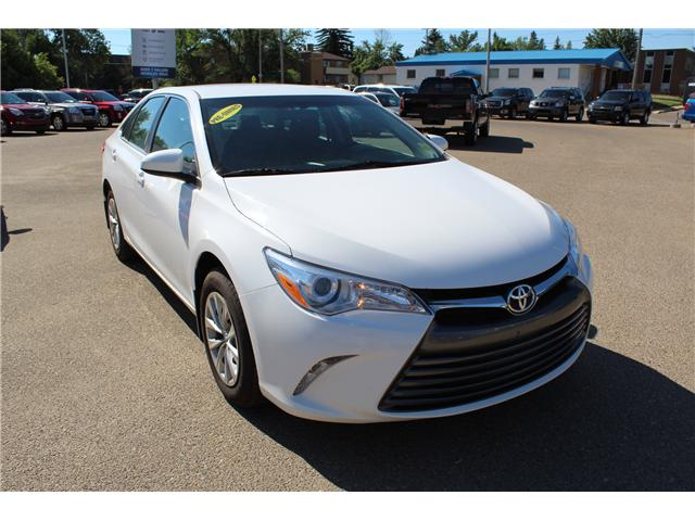 2017 Toyota Camry LE (Stk: 195498) in Brooks - Image 1 of 22