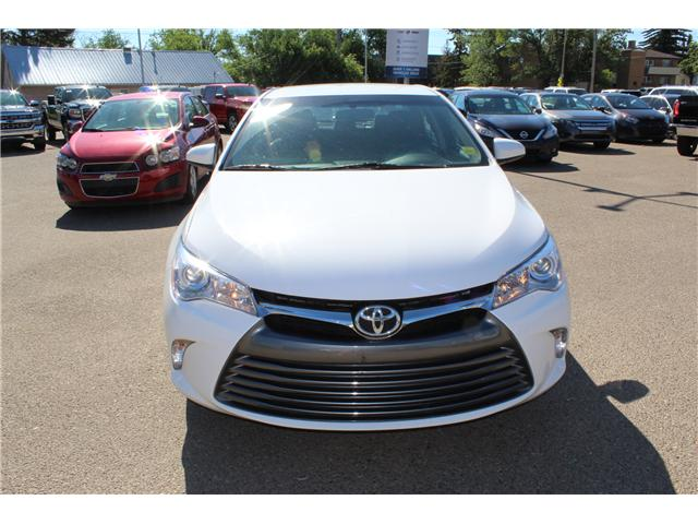 2017 Toyota Camry LE (Stk: 195498) in Brooks - Image 2 of 22