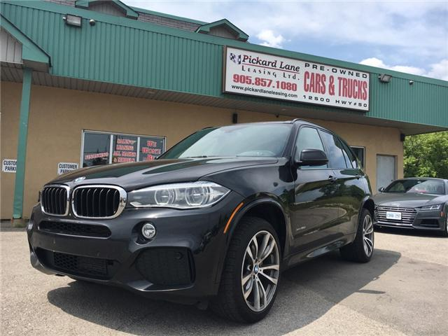 2015 BMW X5 xDrive35d (Stk: -) in Bolton - Image 1 of 30
