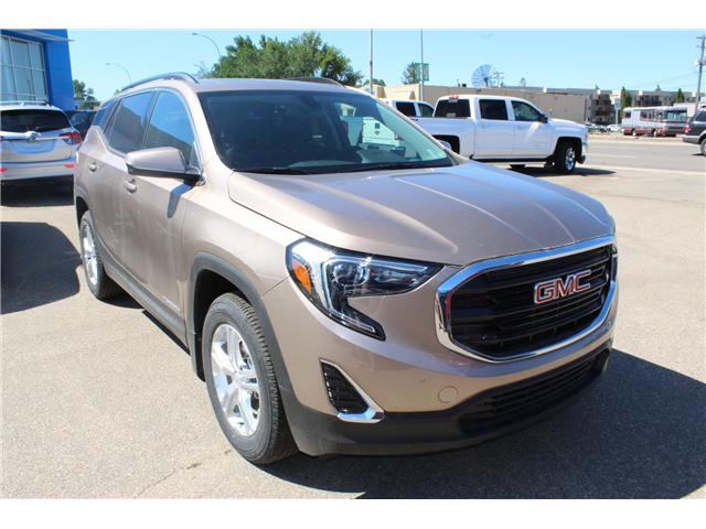 2018 GMC Terrain SLE Diesel (Stk: 186460) in Brooks - Image 1 of 26