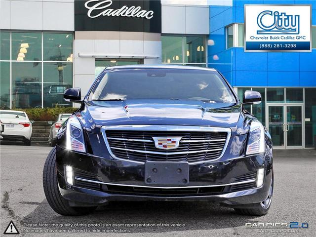 2015 Cadillac ATS 2.0L Turbo Performance (Stk: R11985) in Toronto - Image 2 of 27
