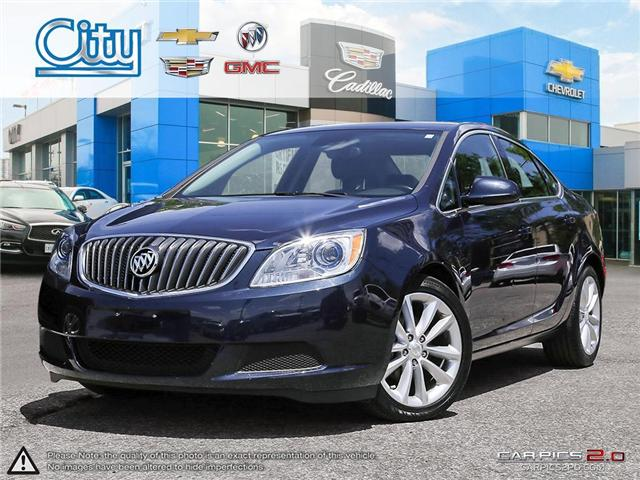 2015 Buick Verano Base (Stk: R11982) in Toronto - Image 1 of 27