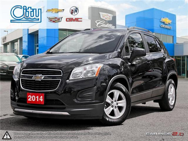 2014 Chevrolet Trax 1LT (Stk: 2854914A) in Toronto - Image 1 of 27