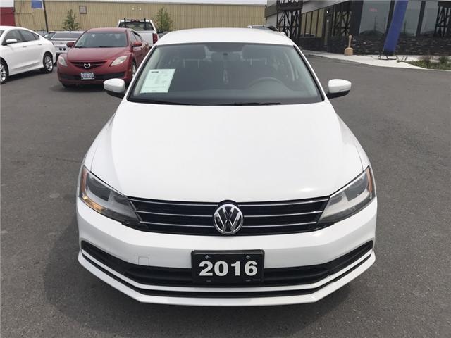 2016 Volkswagen Jetta 1.4 TSI Trendline (Stk: 18313) in Sudbury - Image 2 of 12