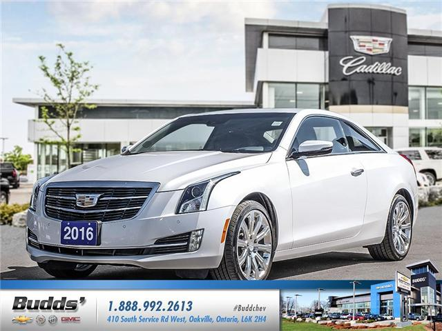 2016 Cadillac ATS 2.0L Turbo Performance Collection (Stk: AT6047L) in Oakville - Image 1 of 26