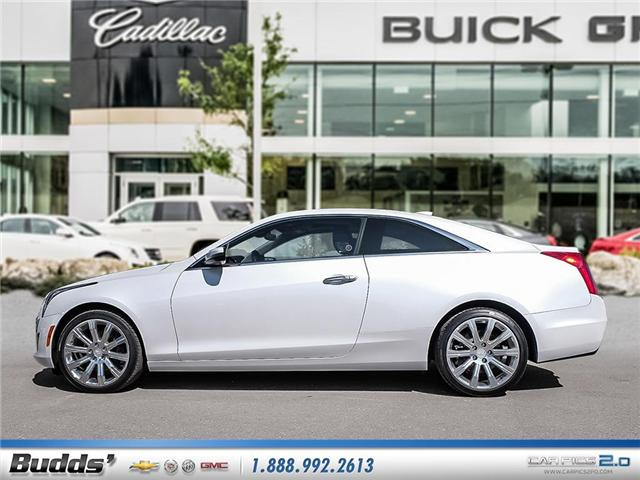 2016 Cadillac ATS 2.0L Turbo Performance Collection (Stk: AT6047L) in Oakville - Image 2 of 26