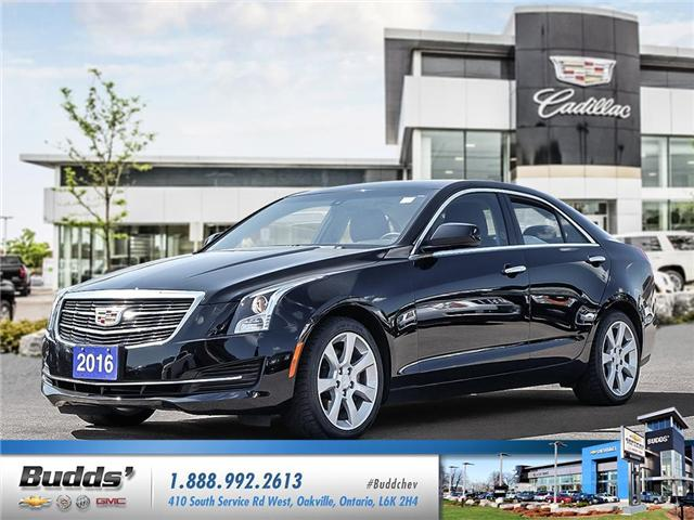 2016 Cadillac ATS 2.0L Turbo (Stk: AT6005L) in Oakville - Image 1 of 28