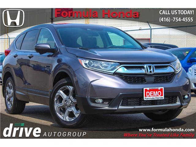 2018 Honda CR-V EX (Stk: 18-0264D) in Scarborough - Image 1 of 34