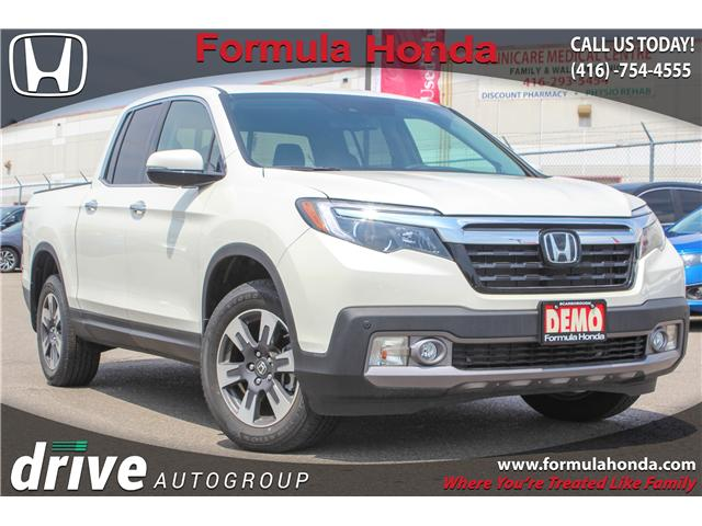 2018 Honda Ridgeline Touring (Stk: 18-0207D) in Scarborough - Image 1 of 33