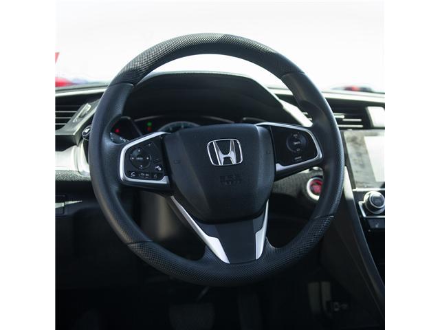 2016 Honda Civic EX (Stk: U4565A) in Woodstock - Image 9 of 13