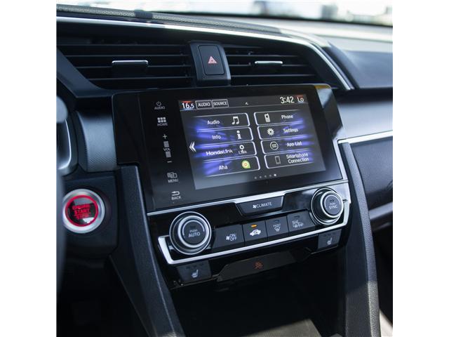 2016 Honda Civic EX (Stk: U4565A) in Woodstock - Image 10 of 13