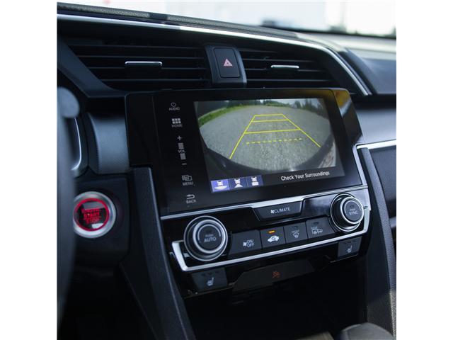 2016 Honda Civic EX (Stk: U4565A) in Woodstock - Image 11 of 13