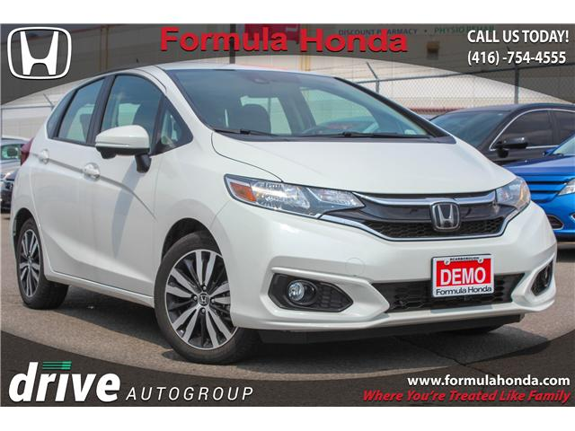 2018 Honda Fit EX (Stk: 18-0083D) in Scarborough - Image 1 of 33