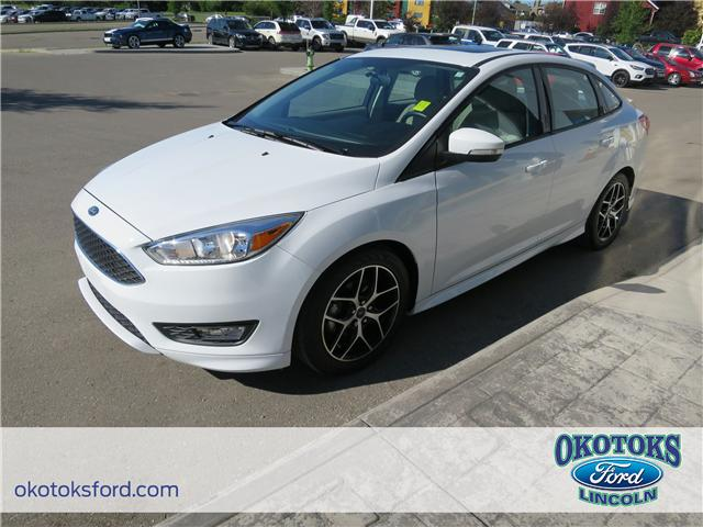 2015 Ford Focus SE (Stk: B83105) in Okotoks - Image 1 of 22