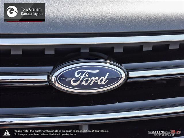 2017 Ford Escape SE (Stk: 88584A) in Ottawa - Image 9 of 25