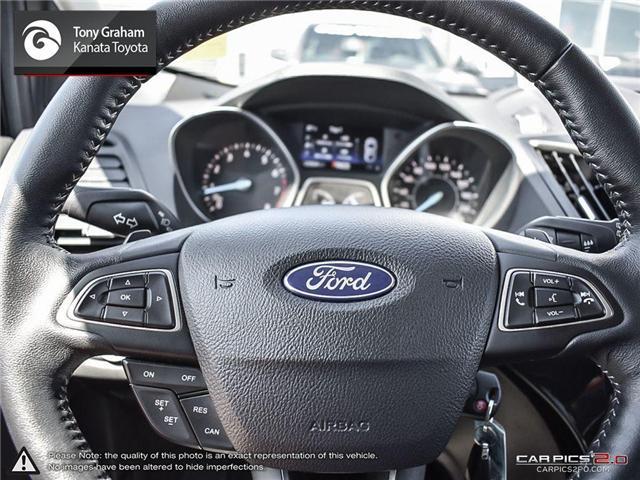 2017 Ford Escape SE (Stk: 88584A) in Ottawa - Image 14 of 25