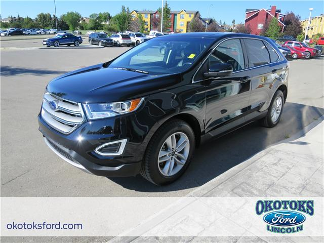 2017 Ford Edge SEL (Stk: B83106) in Okotoks - Image 1 of 22