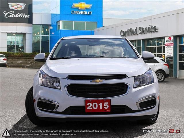 2015 Chevrolet Cruze 1LT (Stk: R11977) in Toronto - Image 2 of 27