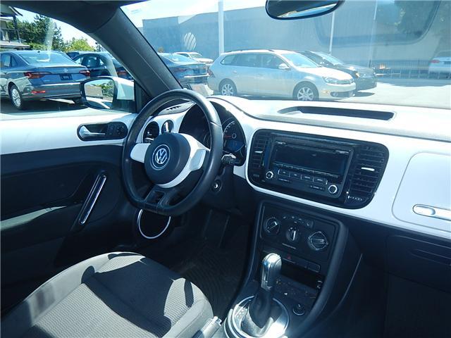 2014 Volkswagen The Beetle 2.0 TDI Comfortline (Stk: VW0707) in Surrey - Image 17 of 23
