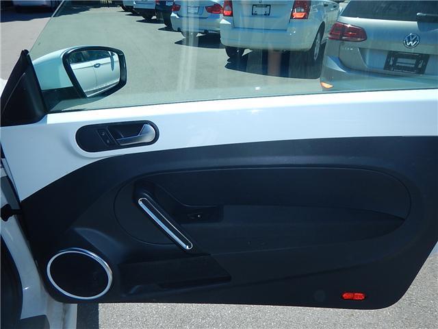 2014 Volkswagen The Beetle 2.0 TDI Comfortline (Stk: VW0707) in Surrey - Image 16 of 23