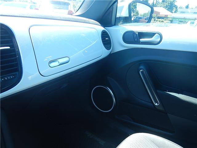 2014 Volkswagen The Beetle 2.0 TDI Comfortline (Stk: VW0707) in Surrey - Image 15 of 23