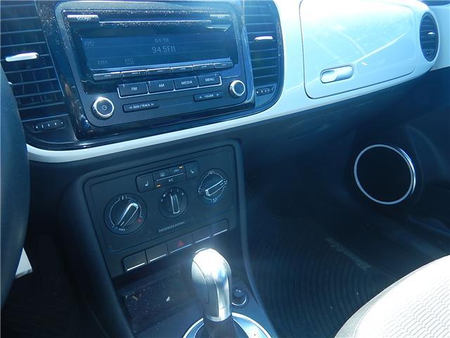 2014 Volkswagen The Beetle 2.0 TDI Comfortline (Stk: VW0707) in Surrey - Image 12 of 23