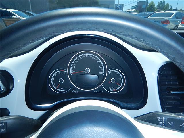 2014 Volkswagen The Beetle 2.0 TDI Comfortline (Stk: VW0707) in Surrey - Image 11 of 23