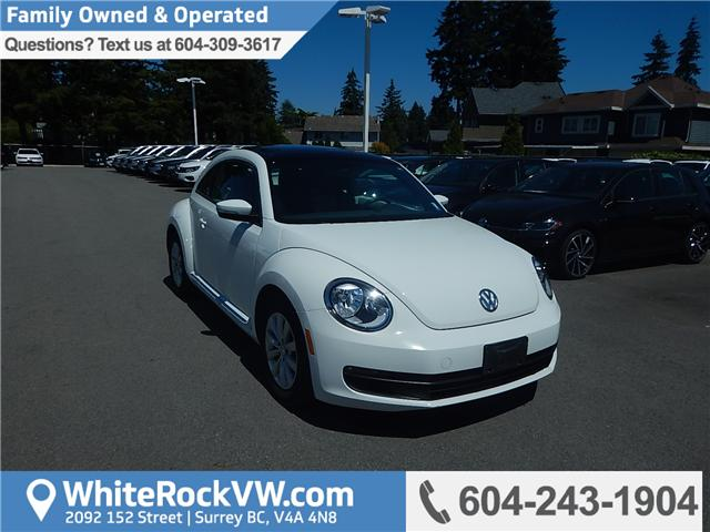 2014 Volkswagen The Beetle 2.0 TDI Comfortline (Stk: VW0707) in Surrey - Image 1 of 23