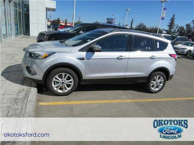 2018 Ford Escape SEL (Stk: JK-396) in Okotoks - Image 2 of 5