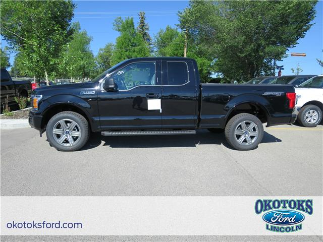 2018 Ford F-150 XLT (Stk: JK-435) in Okotoks - Image 2 of 5