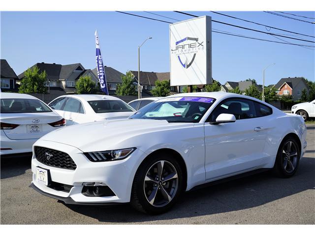 2017 Ford Mustang V6 (Stk: 18541) in Ottawa - Image 1 of 23