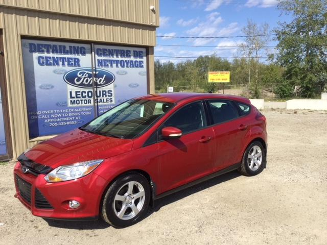 2012 Ford Focus SE (Stk: U-3548) in Kapuskasing - Image 1 of 7