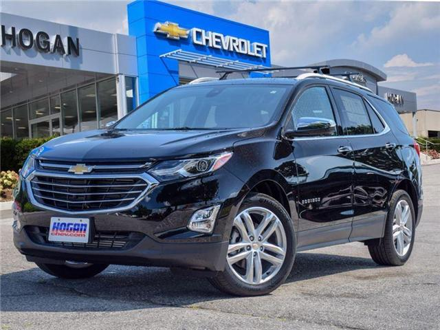 2018 Chevrolet Equinox Premier (Stk: 8344692) in Scarborough - Image 1 of 29